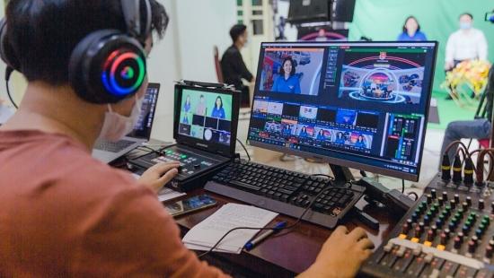 Tuổi trẻ Thủ đô ứng dụng công nghệ để tuyên truyền bầu cử và phòng, chống Covid-19