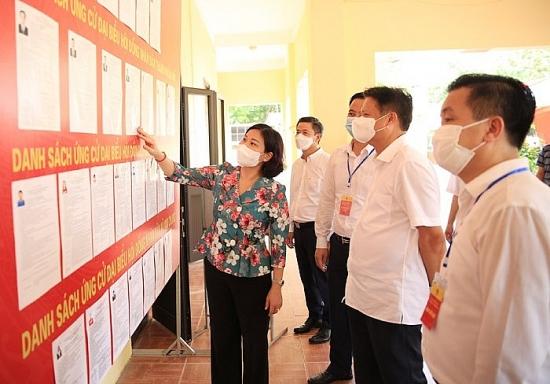 Phó Bí thư Thường trực Thành ủy Hà Nội: Đảm bảo mọi cử tri, trong đó có các cử tri tại Khu Công nghiệp và Chế xuất đi bầu cử