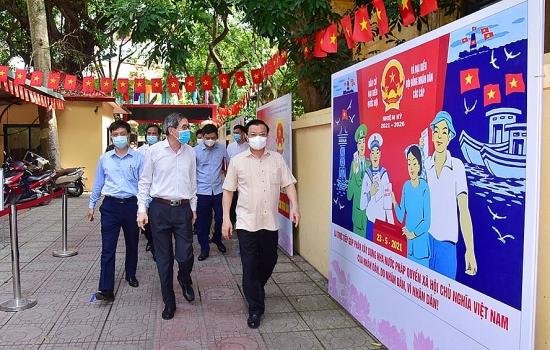 Hà Nội đã bảo đảm mọi điều kiện cho ngày hội toàn dân