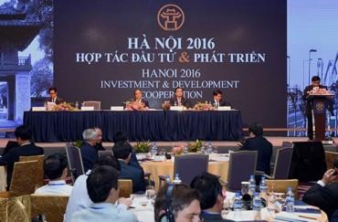 Sắp diễn ra Hội nghị hợp tác đầu tư và phát triển năm 2017