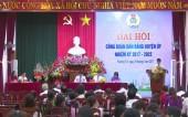 Huyện Thường Tín: Đại hội Công đoàn cơ sở Dân Đảng