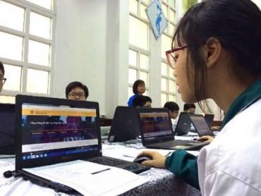Không còn tình trạng 'ăn chực, nằm chờ' tuyển sinh đầu cấp ở Hà Nội