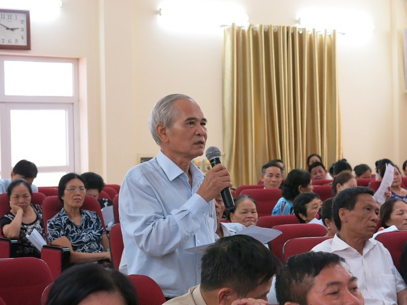 HĐND TP Hà Nội: Điều chỉnh một số lịch tiếp xúc cử tri trước kỳ họp thứ 6