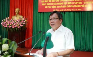 Hà Nội: Phát động giải báo chí mới