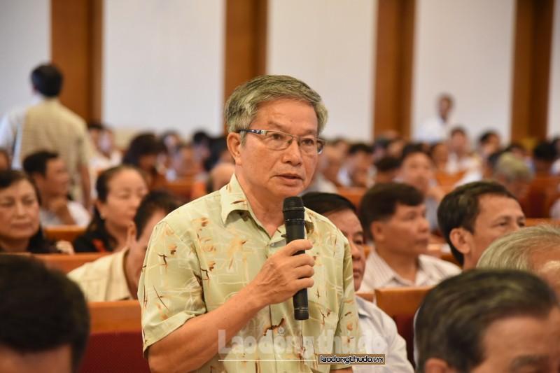 Nhiều kiến nghị của cử tri gửi tới các đại biểu HĐND Thành phố