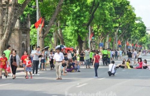 Hà Nội đón 21,55 triệu lượt khách du lịch trong 9 tháng đầu năm