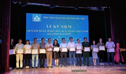 Hà Nội  tổ chức kỷ niệm 94 năm Ngày Báo chí Cách mạng Việt Nam