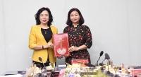 Đồng chí Nguyễn Thị Tuyến được phân công làm Trưởng ban Dân vận Thành ủy Hà Nội