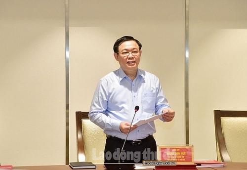Bí thư Thành ủy Vương Đình Huệ: Sẽ thay đổi chính sách thu hút thủ khoa cho Thủ đô