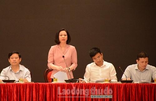 Hà Nội thông tin chi tiết việc tuyển viên chức đối với giáo viên