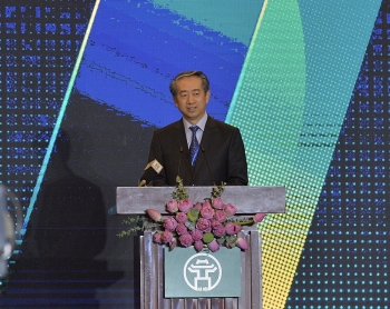 """Đại sứ Trung Quốc phát biểu tại Hội nghị """"Hà Nội 2020 - Hợp tác đầu tư và phát triển"""""""