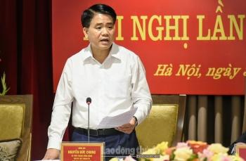 Hà Nội xem xét điều chỉnh quy hoạch tại ô đất công viên, hồ điều hòa phường Vĩnh Tuy