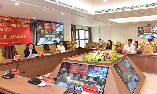Hà Nội đặt mục tiêu đến năm 2045 là thành phố toàn cầu