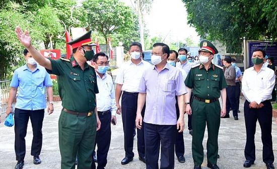 Bí thư Thành ủy Hà Nội: Người dân đi cách ly hãy coi mình là
