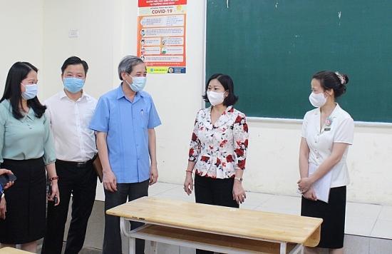 Phó Bí thư Thường trực Thành ủy Hà Nội: Bằng mọi giá phải tổ chức thành công kỳ thi vào lớp 10
