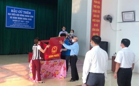 Huyện Thanh Oai: Bầu bổ sung 3 đại biểu Hội đồng nhân dân cấp xã