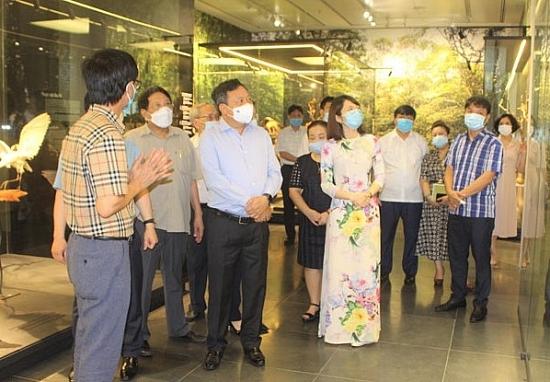 Bảo tàng Hà Nội phải thực sự là gương mặt văn hóa của Thủ đô