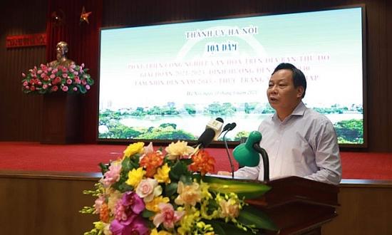 Hà Nội: Phát triển công nghiệp văn hóa bắt nhịp với dòng chảy hội nhập quốc tế