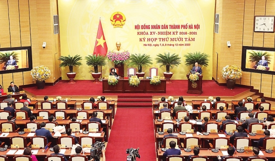 Hà Nội sẽ bầu các chức danh lãnh đạo chủ chốt vào ngày 23/6