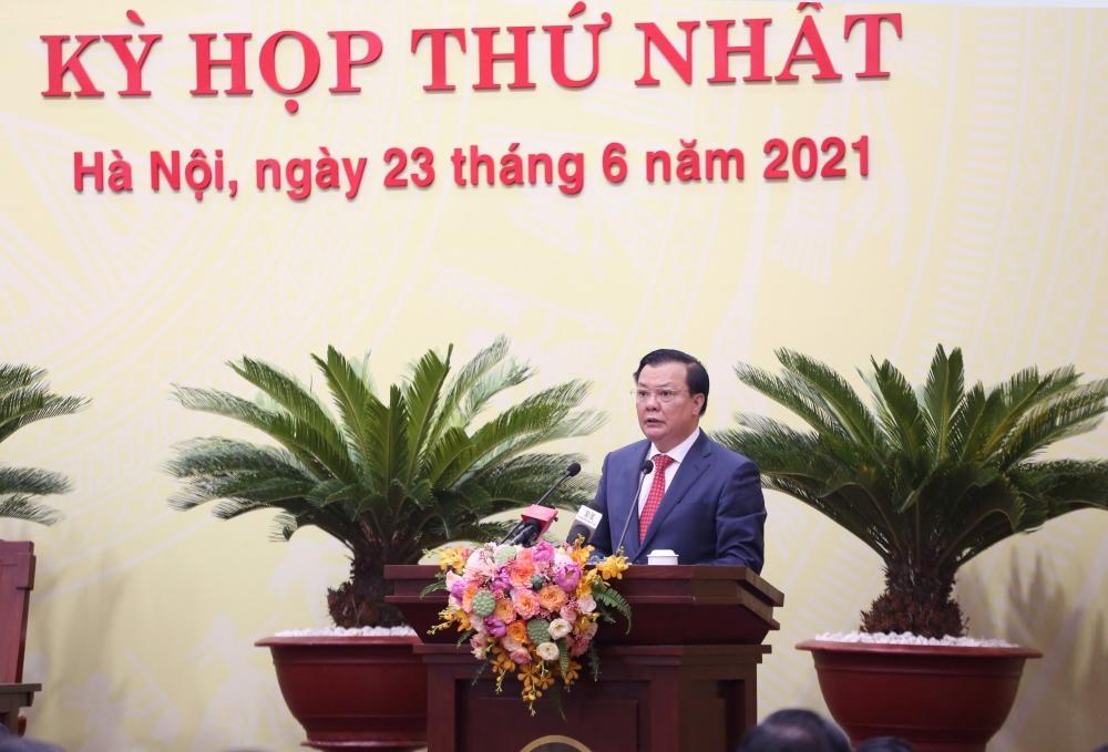 Bí thư Thành ủy Hà Nội đề nghị Hội đồng nhân dân Thành phố thảo luận 5 vấn đề quan trọng