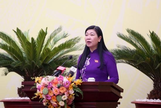 Hà Nội: Cử tri vui mừng, phấn khởi về kết quả bầu cử