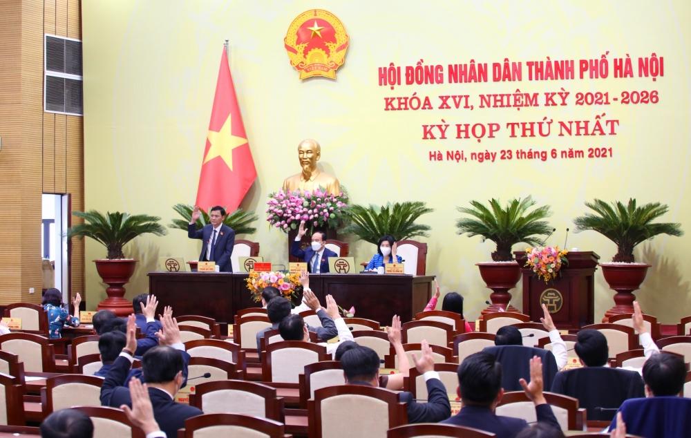 Hà Nội: Bầu 100 người vào Hội thẩm Tòa án nhân dân Thành phố