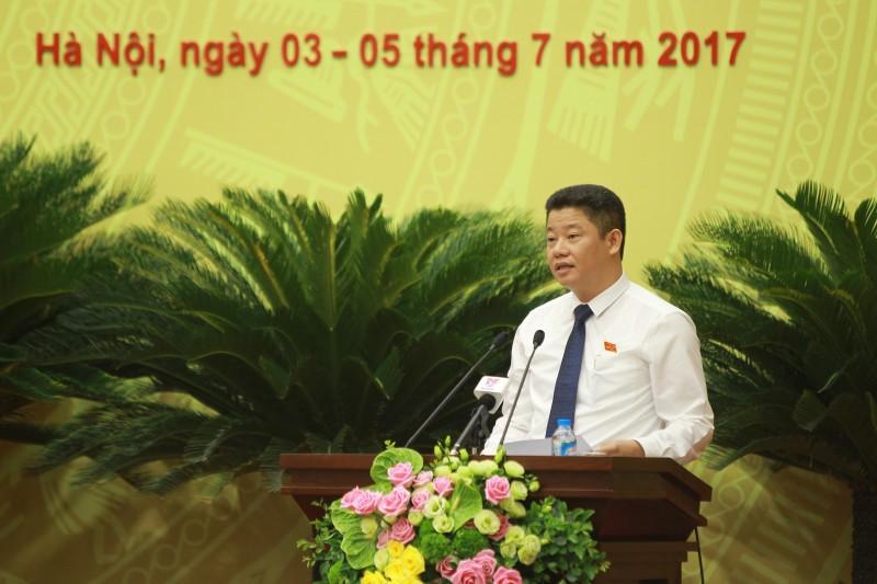 Từ nay đến 2020: Tổng mức đầu tư ước tính của Hà Nội là 55.000 tỷ đồng
