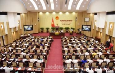 Khai mạc Kỳ họp thứ 6 HĐND Thành phố Hà Nội khóa XV