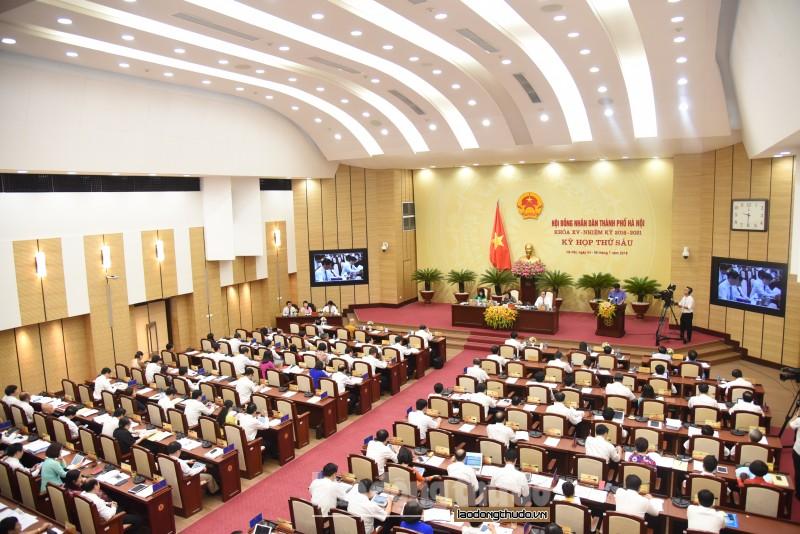 Thông qua Nghị quyết về kinh tế - xã hội cuối năm 2018