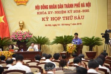 6 tháng, Viện kiểm sát nhân dân TP Hà Nội khởi tố 6.232 bị can
