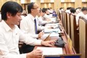 Thông qua Nghị quyết về việc quản lý, sử dụng tài sản công
