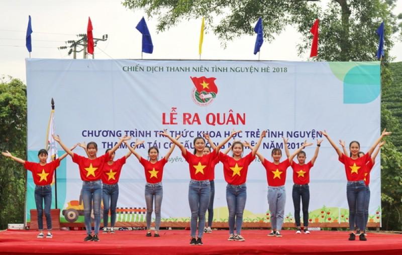 phat dong chuong trinh tri thuc khoa hoc tre tinh nguyen tham gia tai co cau nganh nong nghiep