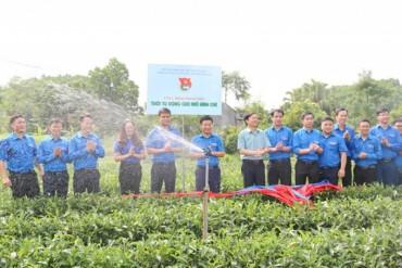 """Phát động Chương trình """"Trí thức khoa học trẻ tình nguyện tham gia tái cơ cấu ngành nông nghiệp"""""""