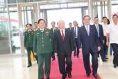 Hà Nội long trọng tổ chức Lễ kỷ niệm 10 năm mở rộng địa giới hành chính và đón nhận Huân chương Độc lập hạng Nhất