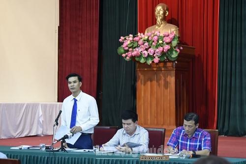 Quận Nam Từ Liêm đi đầu trong cải cách hành chính