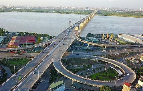 Hà Nội sẽ chi hơn 2.500 tỉ đồng để xây cầu Vĩnh Tuy giai đoạn 2