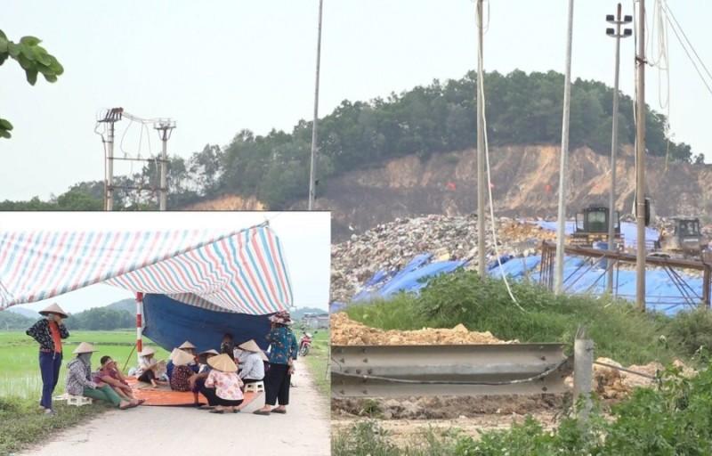 Cố gắng đền bù ở mức tối đa đối với các dự án liên quan rác thải