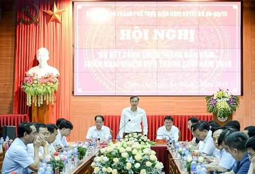 Tập trung chỉ đạo đại hội chi bộ trong doanh nghiệp ngoài khu vực nhà nước