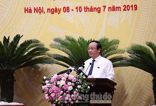 Tỉ lệ dịch vụ công trực tuyến của Hà Nội đạt trên 72%