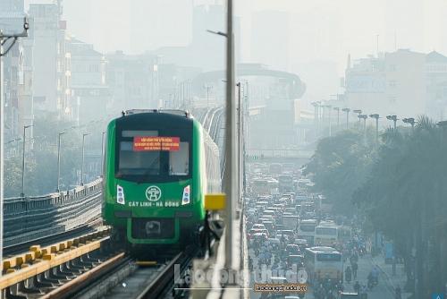 Hà Nội sẽ trả khoản nợ 2.306 tỷ đồng cho dự án đường sắt Cát Linh – Hà Đông