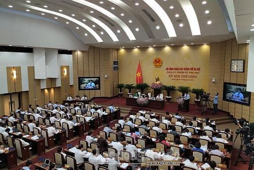 """Hà Nội tổ chức chất vấn 3 nhóm vấn đề """"nóng"""""""