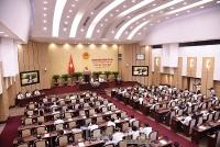 Bế mạc Kỳ họp thứ 9 HĐND Thành phố Hà Nội