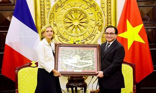 Hà Nội và Vùng Ile-de-France (Pháp): Tăng cường quan hệ hợp tác