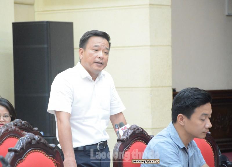 Việc xử lý ô nhiễm nước sông Tô Lịch không phải làm miễn phí