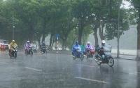 Ngày 25/7: Bắc Bộ mưa dông, Trung Bộ nắng gắt