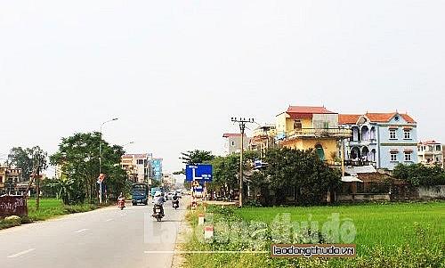 Huyện Thanh Oai đã có 17 xã đạt chuẩn nông thôn mới