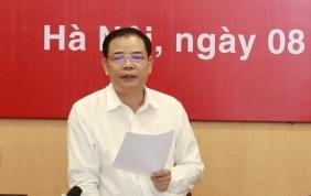 Bộ Trưởng Nguyễn Xuân Cường: Nông dân của Hà Nội phải là nông dân 4.0