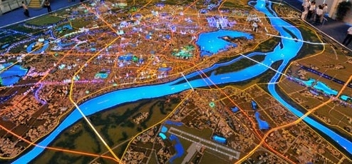 Hà Nội tái khởi động quy hoạch hai bên bờ sông Hồng