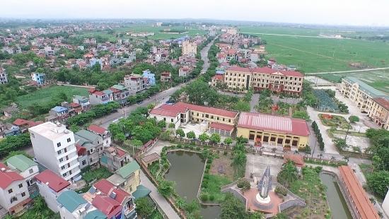 Thành tích nổi bật trong xây dựng nông thôn mới của huyện Thanh Oai