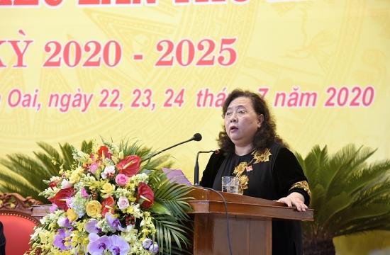 Chủ tịch HĐND TP Hà Nội: Tạo bứt phá cho huyện Thanh Oai thành quận trong tương lai
